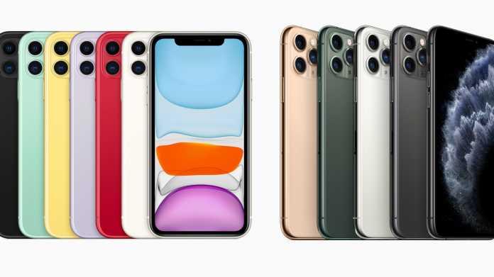 iPhone 11: Apple-Fertiger Foxconn produziert aktuelles Modell auch in Indien