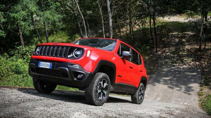 Plug-In-Hybrid-Fahrbericht Jeep Renegade 4xe