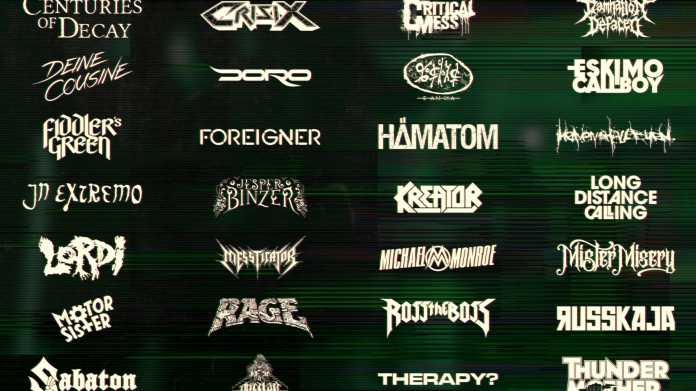 Heavy Metal im Online-Festival: Wacken World Wide beginnt Mittwoch