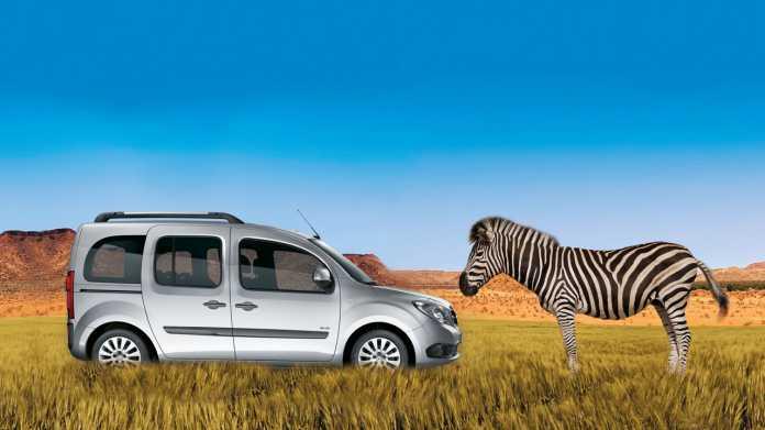 Daimler kündigt batterieelektrischen Mercedes Citan an