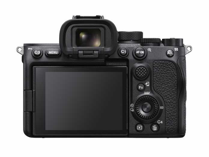 Die Sony A7S III setzt sich vor allem mit einem hochauflösenden Sucher mit 2048 × 1540 Bildpunkten von der Konkurrenz ab.