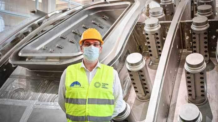 Kernfusion: Montage des Reaktors Iter beginnt