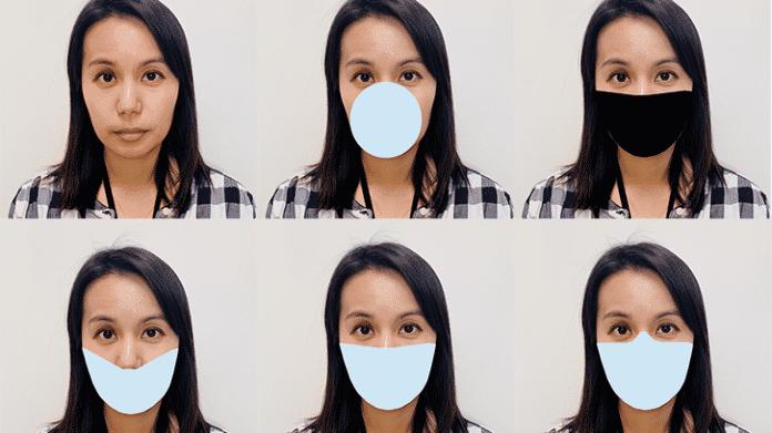 US-Forscher: Schutzmasken verschlechtern Erfolgsquote bei Gesichtserkennung