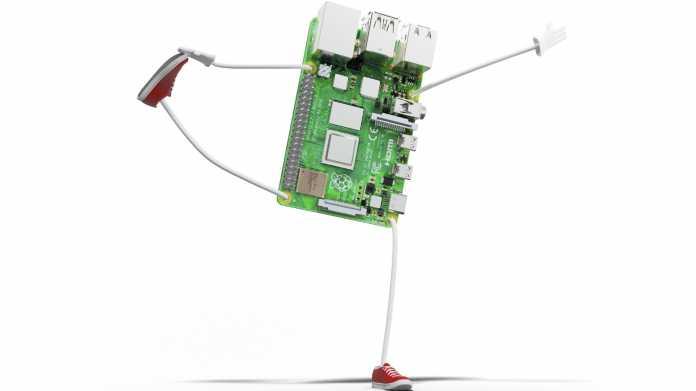 Alternative Stromversorgung für den Raspberry Pi 4
