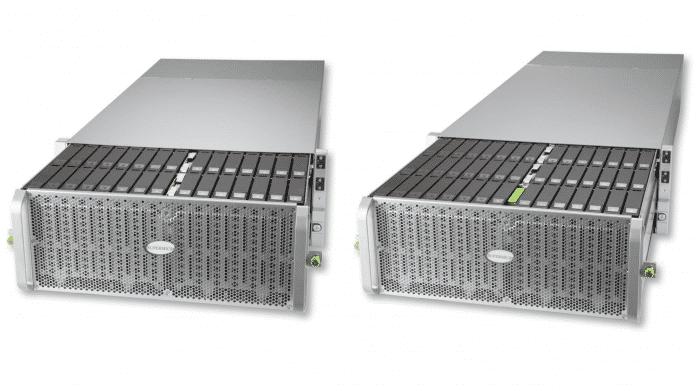 Deckel auf, 90 Datenträger rein: Supermicro stellt zwei neue Storage-Systeme vor