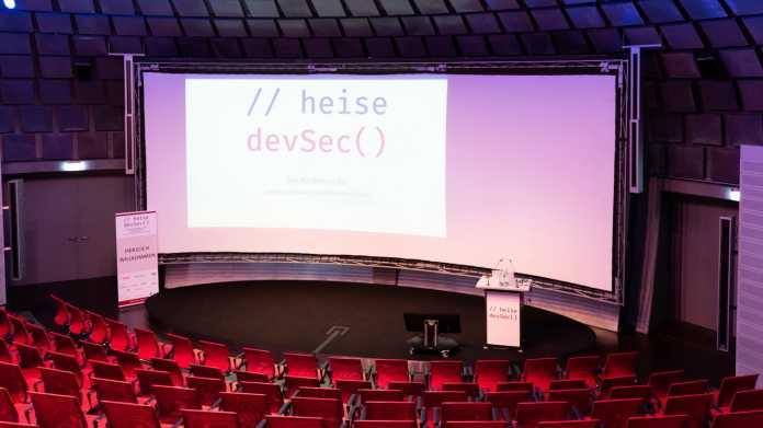 Sichere Softwareentwicklung: heise devSec dieses Jahr als Online-Konferenz