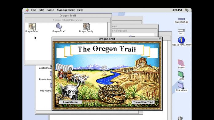 macintosh.js: Mac OS 8als plattformübergreifende Electron–App