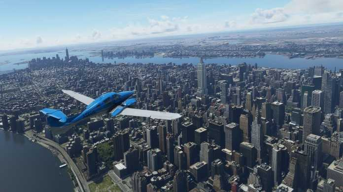 Flight Simulator 2020 Preview im Performance-Check: Genügsamer Hardwarefresser