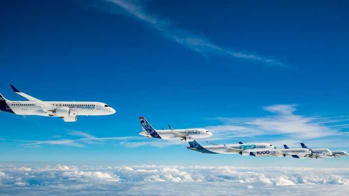 Airbus fliegt mit Milliarden in die Miesen