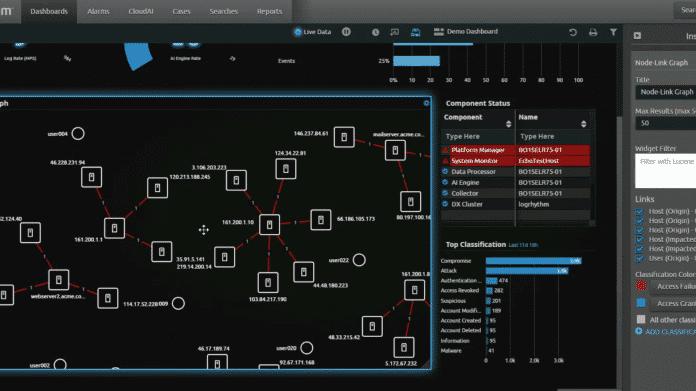 SIEM-Plattform mit einfacherer Einbindung von Cloud-Services