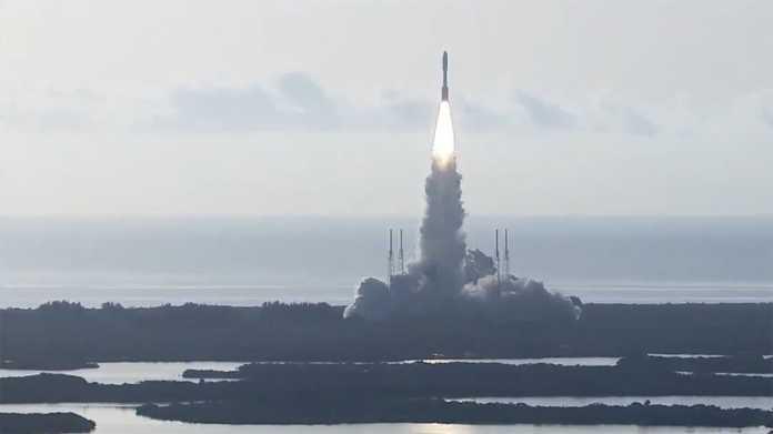 NASA-Rover Perserverance erfolgreich zum Mars gestartet