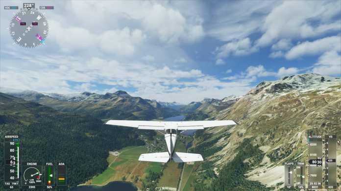 Flight Simulator angespielt: Kommentierter Rundflug, Grafik-Highlights und Fails