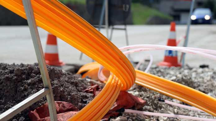 Telefónica will in Deutschland Glasfaser ausbauen