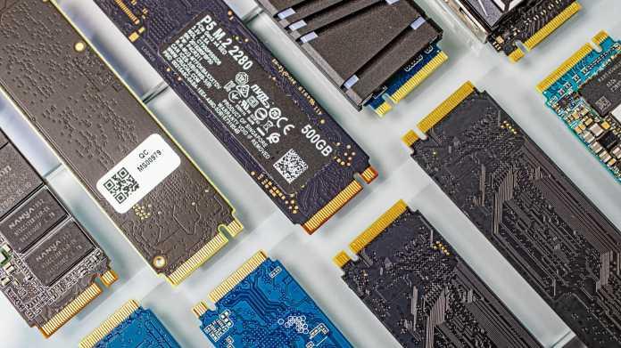 PCIe-SSDs als PC-Beschleuniger
