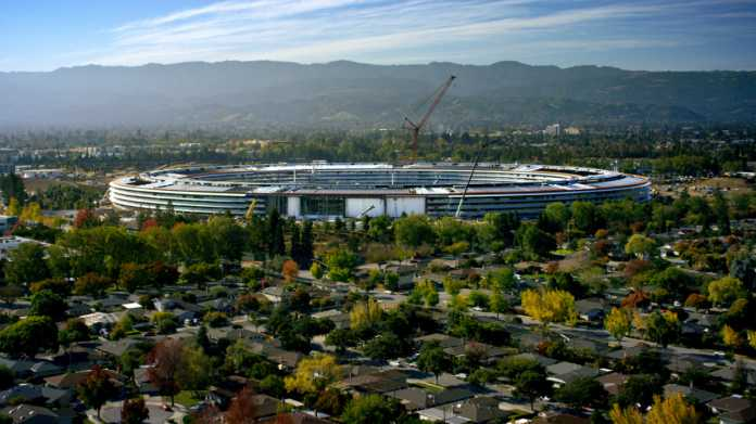 Corona: Apple verschiebt Rückkehr ins Büro
