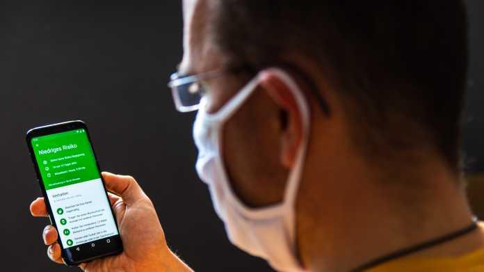 So berechnet die Corona-Warn-App Ihr Ansteckungsrisiko