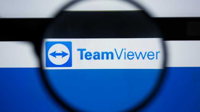 Teamviewer: Starkes Umsatzwachstum wegen Corona-Krise