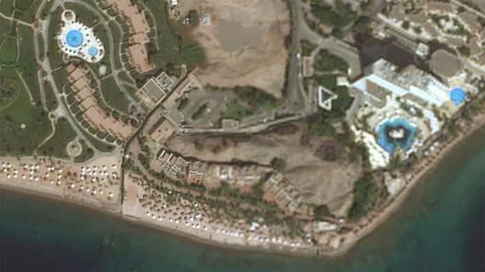 US-Gesetz: US-Satellitenbilder dürfen jetzt auch Israel zeitgemäß scharf zeigen