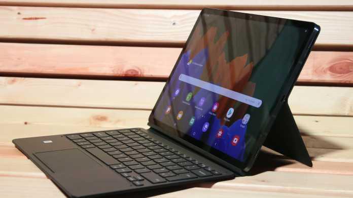 Samsung Galaxy Tab S7, Watch 3 und Galaxy Buds Live vorgestellt