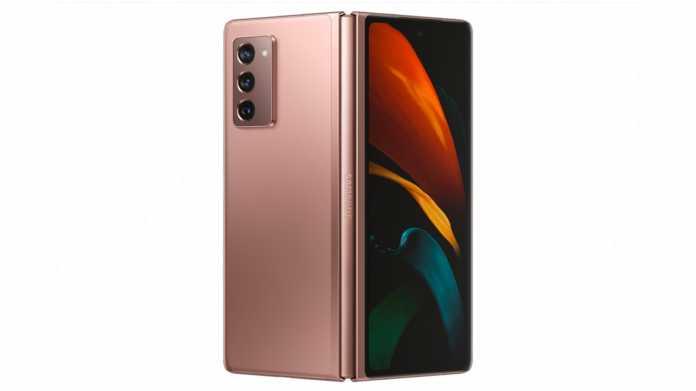 Samsung Galaxy Fold 2 5G kommt mit zwei größeren Displays