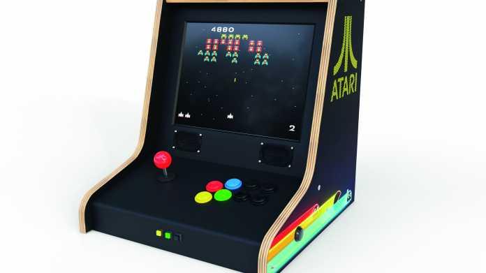 Bartop Arcade mit Raspberry Pi