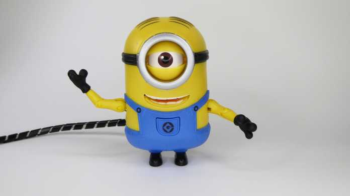 Animatronic Minion