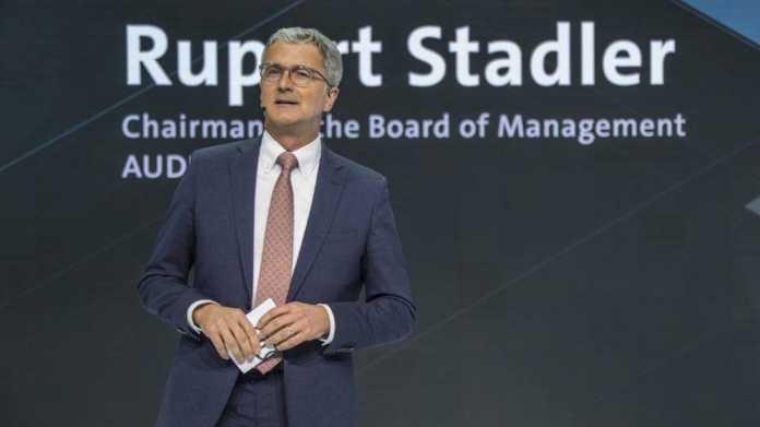 Abgasbetrug: Anklage gegen vier weitere Audi-Mitarbeiter