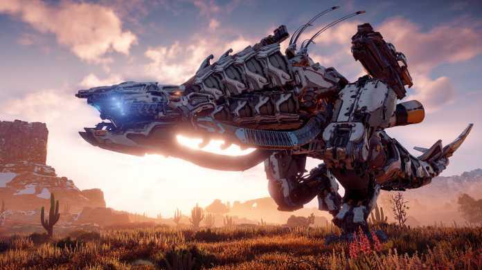 """""""Horizon Zero Dawn"""": Eindrücke aus der PC-Version"""