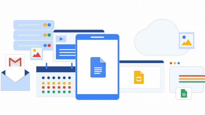 Dunkelmodus & Co.: Update der Android- und iOS-Apps für Docs, Sheets und Slides