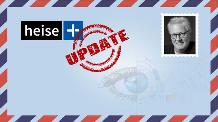 heise+ Update: 5. Juni 2020