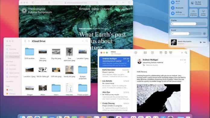 Big Sur: Neues macOS darf getestet werden