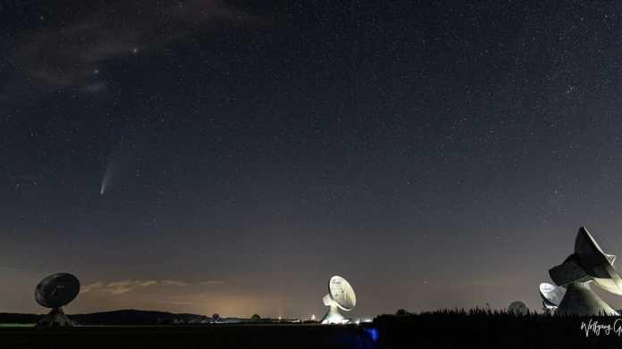 Astroshot & raue Landschaft: Die Bilder der Woche (KW 33)
