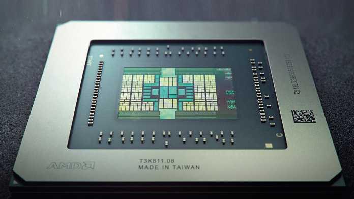 """AMD """"Big Navi"""": Highend-Radeon-Grafikkarte angeblich mit 16 GByte Speicher"""