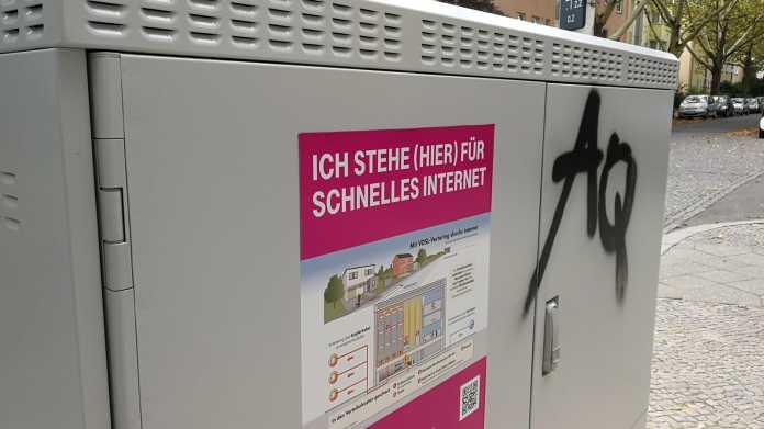 VDSL-Kabelverweiger Berlin