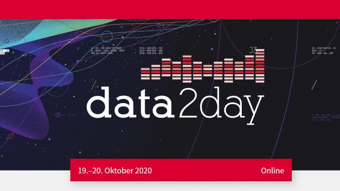 data2day 2020: Das Programm der Online-Konferenz steht fest