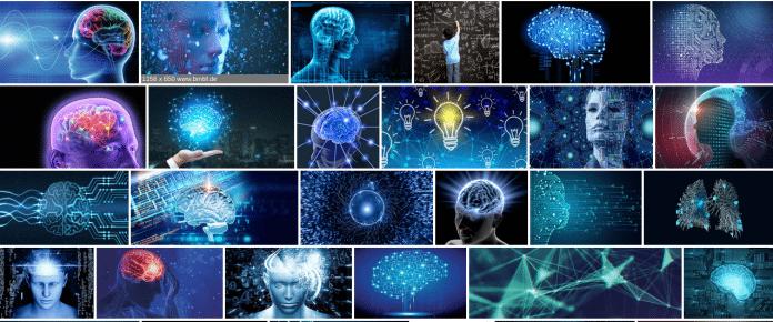 Wenn's schon mal um Intelligenz geht, zeigt sich, dass zumindest den Illustratoren bei diesem Themen die kreative Intelligenz fehlt.