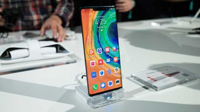 Handelskrieg: Huaweis Mate 40 letztes Smartphone mit eigenem Highend-Prozessor