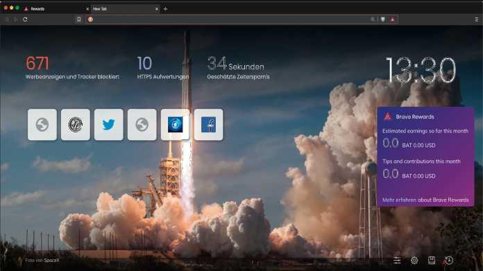 Browser gegen Werbetracker