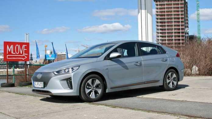 Hyundais neue Elektroauto-Marke heißt Ioniq