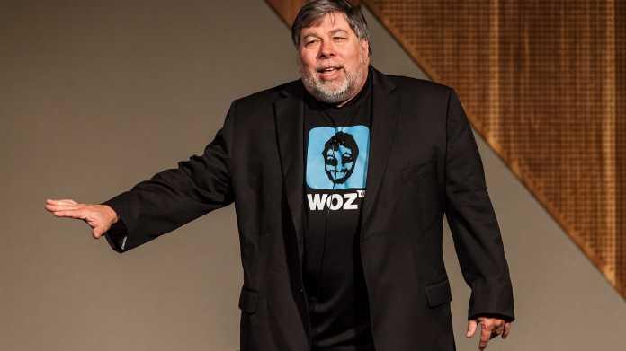 Steve Wozniak: Ärger wegen YouTube