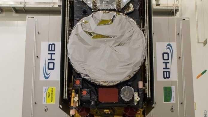 Geschäft beim Luft- und Raumfahrtkonzern OHB schrumpft