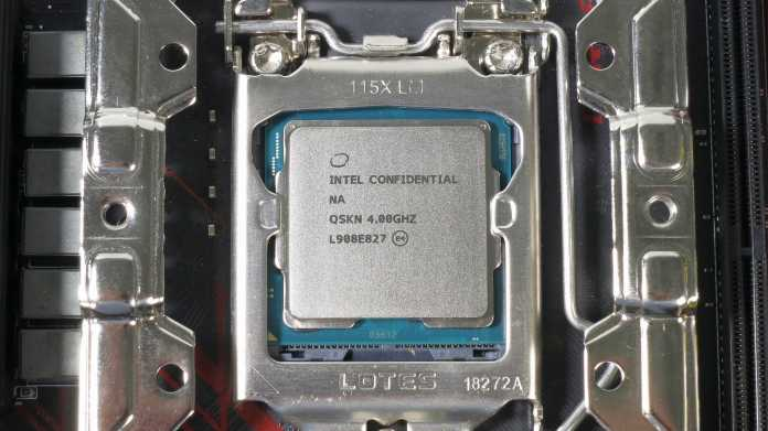 Intel-Leak: Firmware-Quellcode und Dokumente gestohlen
