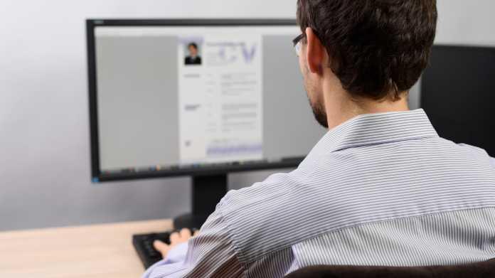 Karriereportale von Firmen: Weniger Klicks für mehr Bewerber
