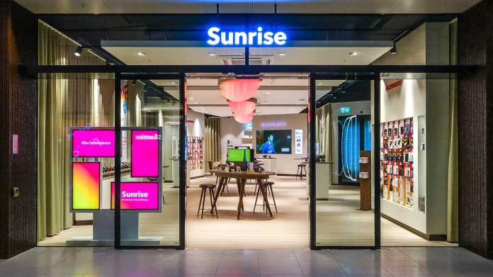 Megafusion reloaded: UPC Schweiz übernimmt Mobilfunker Sunrise