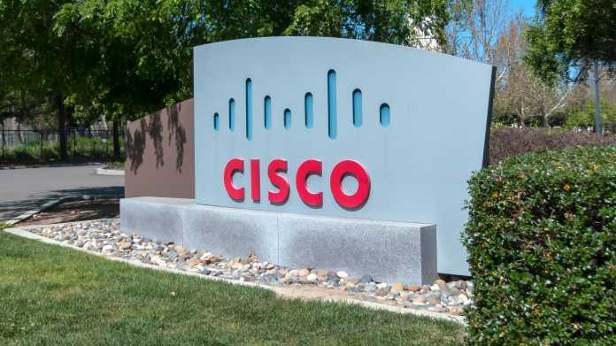Netzwerk-Ausrüster Cisco schwächelt trotz Boom beim Datenverkehr