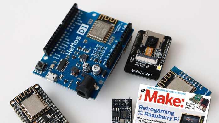 Smarthome-Firmware für ESP-Module im Test