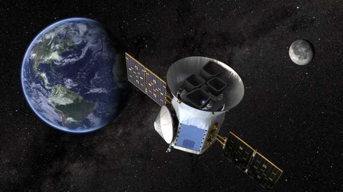Exoplanetenjäger TESS: Primärmission abgeschlossen - weiter geht's