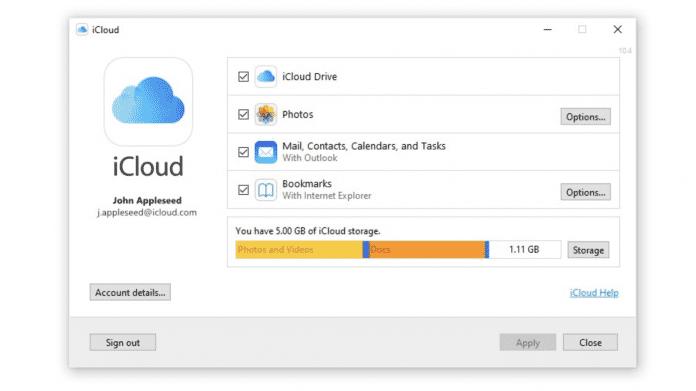 Mehrere Schwachstellen in iCloud für Windows