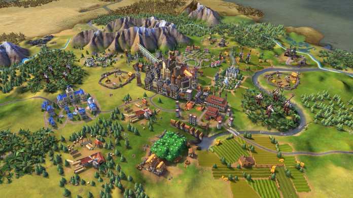 """Strategiespiel """"Civilization 6"""" erscheint für Android-Tablets"""