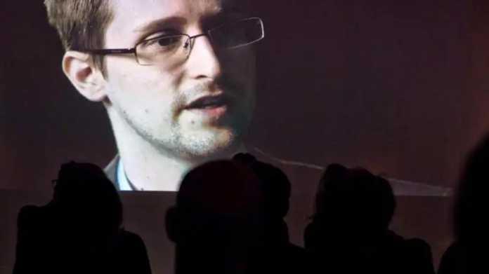 Trump will Begnadigung von Whistleblower Snowden prüfen